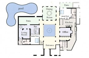 LANDFALL ground-floor PLAN 2012
