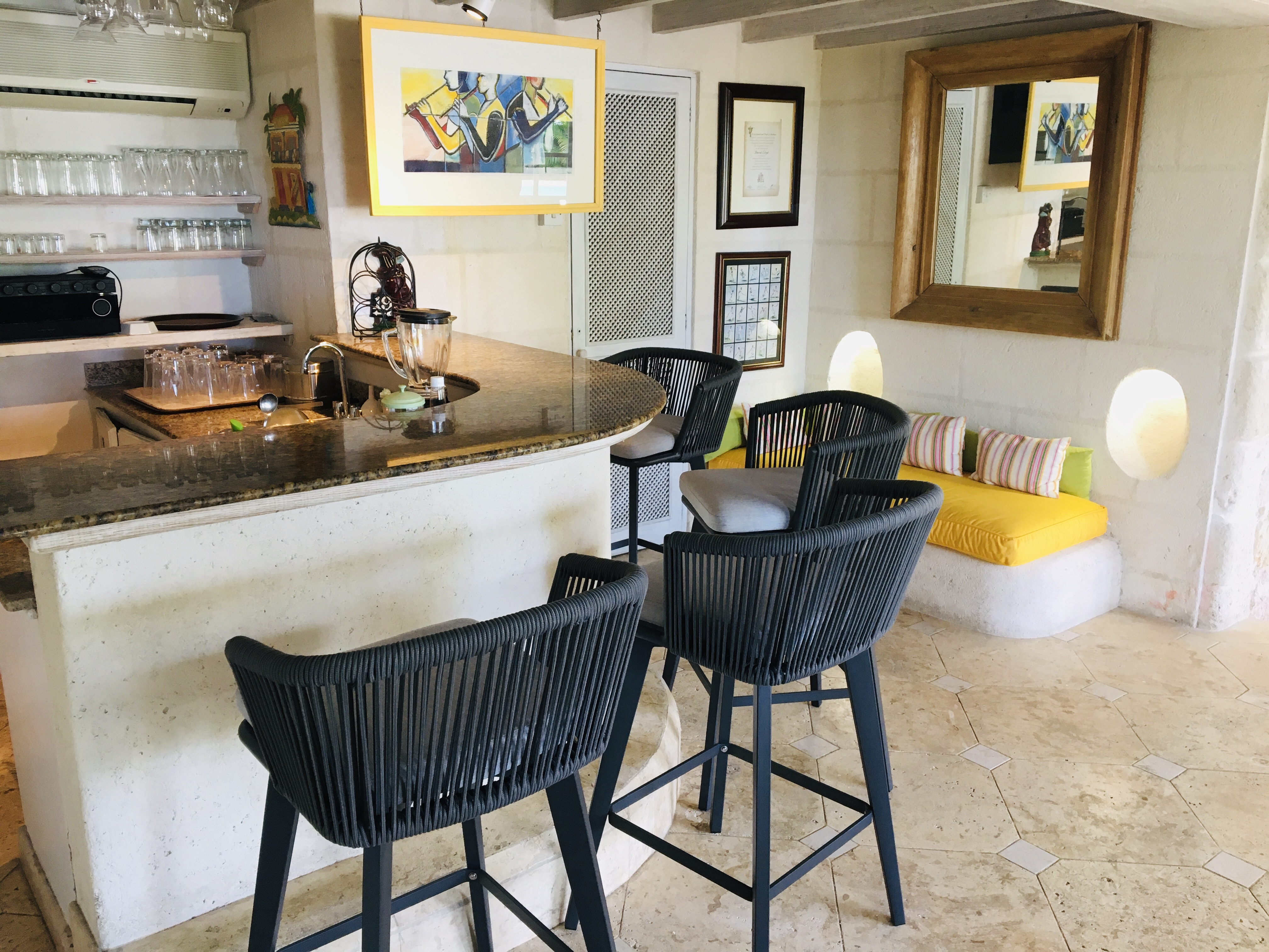Dining and Communal Areas