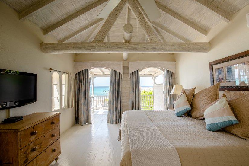 The Balcony Room